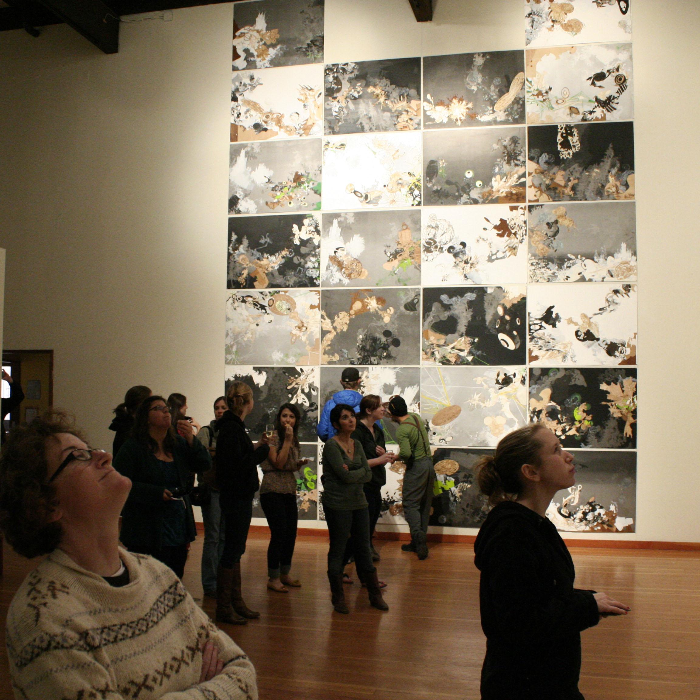 Thomas Vu University Art Gallery