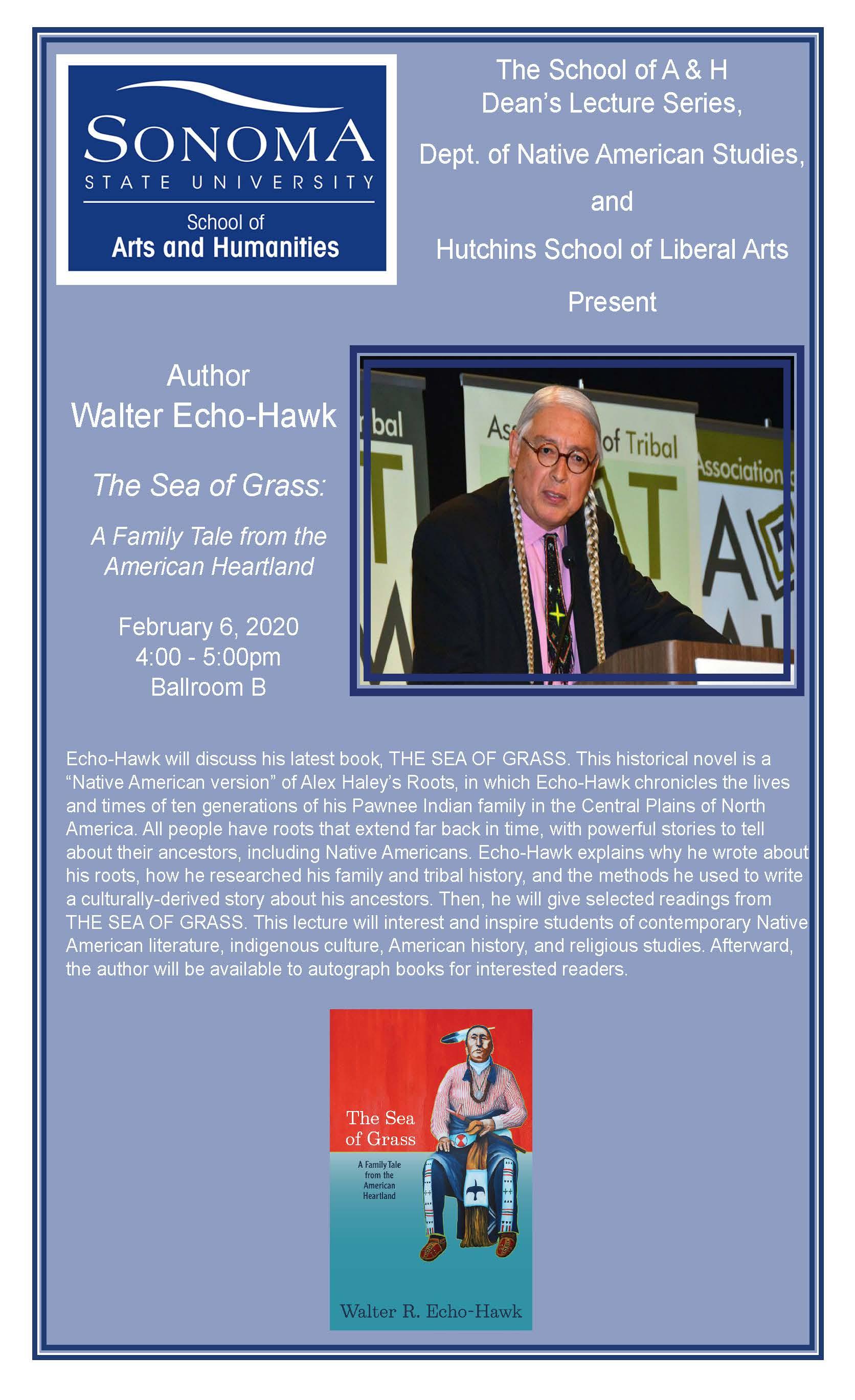 Walter Echo Hawk
