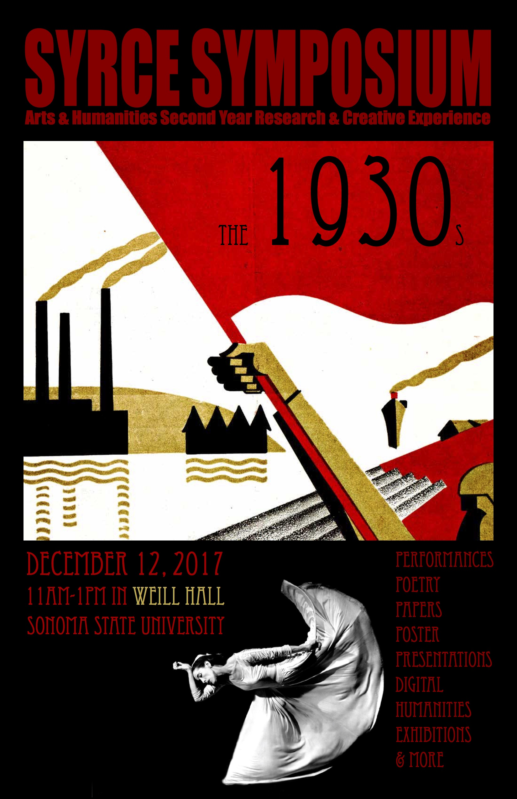 Syrce Symposium - the 1930s